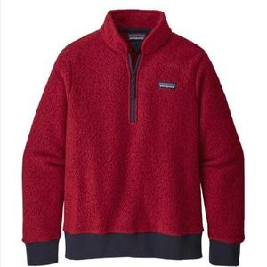 Patagonia Women's Woolyester Fleece Pullover XL